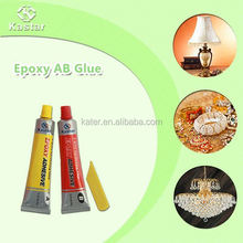 Household ISO9001 approved High bond strength ab glue epoxy resin for metal