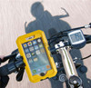 Waterproof Bike Bicycle Handlebar Mount Holder Case for iPhone 6 Plus 5.5 inch