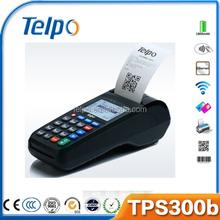 Programmable TPS300b desk handheld ticketing pos