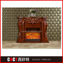 2015 new decorative European style fireplace boiler heating 1500W