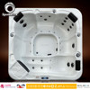 2015 Hot sale whirlpool Massage Aristech acrylic balboa hot tub for 5 person hot tub with lowest jakuzii prices