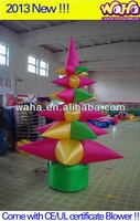 2013 inflatable christmas tree decoration