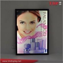 LED Acrylic picture/photo frame,aluminium frame