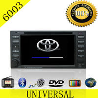 "6.2"" Toyota Corolla 2004-2006 Car DVD GPS Window CE6.0 Radio Audio System With Rear-view Camera"