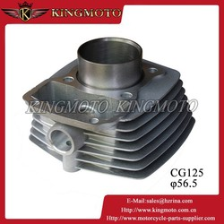 High quality motorcycle cylinder block for Honda CG125