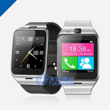Smart Android System SIM Card Cheapest Bluetooth Watch Mobile Phone