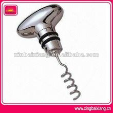 New design fashion & promotional iron cork screw