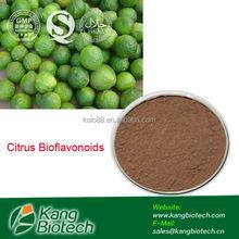 Citrus Aurantium Extract Powder 50% Citrus Bioflavonoids Free Sample Blood Orange Extract Powder