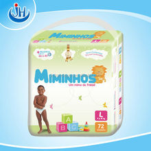 big brand in Africa high quality with low price/2015 new bags for baby/encare baby diaper