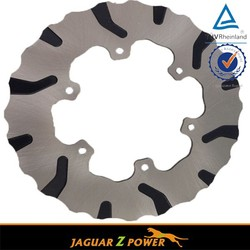 240mm Sotted Rear Motocross Brake Disc for Yamaha YZ125 YZ250