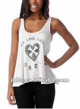 2012 Most Fashionable Loose Tank Tops for women
