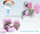 rtv de moldes de borracha de silicone líquido