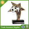 Jinhuoba Soccer Resin Footballs Trophy