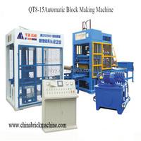 QT8-15 automatic sleeve blocker mechine youtube