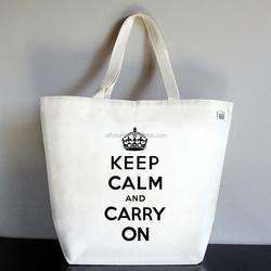 reusable canvas bag for shopping ,cotton canvas tote bag,cotton canvas bag