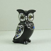 Collectable Crafts/Mini Animal Figurines/Resin Owl figurines