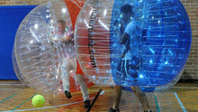 High quality & reputation plastic bubble ball cheap commercial giant