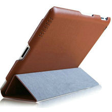 2015 Wholesale China New Arrival Case vertical tough leather case for apple ipad 4,hot wholesale leather fancy case for ipad 4