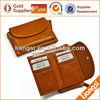 Wallets ladies 2015 fashion genuine leather elegant wallet