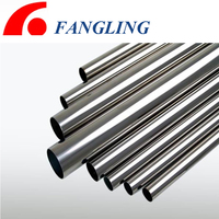 cold drawing welded stainless astm a513 erw steel pipes