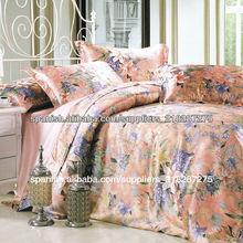 duvet fabricante set cubierta ropa de cama de seda natural