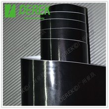 Glossy Black Vinyl For Car Paint Protective