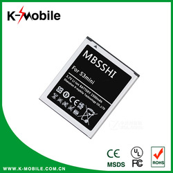 For Samsung Galaxy S3 mini Battery Replacement EB425161LU for Samsung S3 mini i8160 i8190