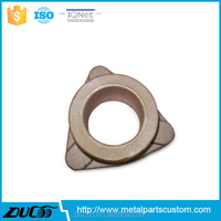 Cnc metal wood lathe parts with good quality