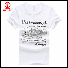 100% cotton custom t-shirt, Printed, Beaded or Embroidered design