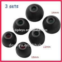 Customized silicon eartip made in china