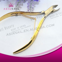 Excellent quality promotional nail clipper with buffer