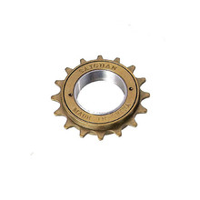 Hot Sale 16T Black/Brown/CP Bicycle Freewheel