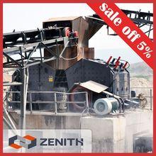 Zenith high capacity mining high quality construction equipment manufacturer