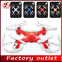 2015 New Cheaper dron toys 2.4g 4-axis ufo aircraft quadcopter rc drone professional with headless mode and LED light