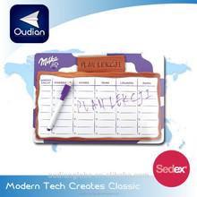 OEM Flexible Fridge Magnet glossy magnet magnetic writing board