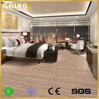 600X600mm Top Sale Kajaria Non Slip Wood Look Porcelain Floor Tile