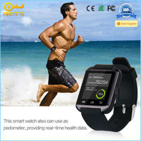 2015 android smart watch phone with 300w camera GPS 3G wifi dual core bluetooth watch