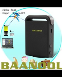 smallest gps tracker for vehicle fleet,mini GPS tracker tk102 personal assets tracking device