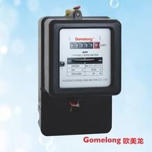 DD862 Single phase digital kilowatt hour energy meter