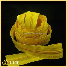 Prezzo basso 2,75 kg per rotolo di nylon della chiusura lampo # 5 grano a buon mercato