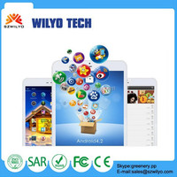 W78577 7.85 inch Dual Core MTK8377 3G GPS +5.0Mp+Android 4.1+Wifi PC Tablet