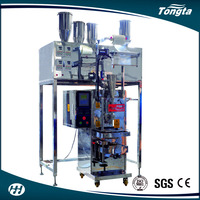 wholesale Manufacture Automatic Nylon Triangle Tea Bag Packing Machines