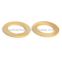 Small Brass Circularity lock Washers