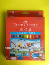 12/24/36/48 colors Faber Castell water color pencils