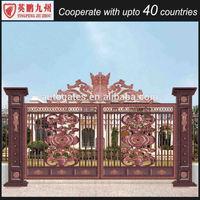 house gate designs garden gate luxury arch main gate