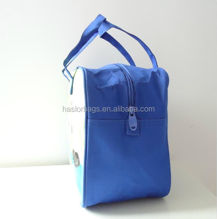 Belle modèle de dessin animé mini toile fourre - tout sacs pour enfants
