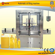 Tea-seed Oil Filling Production Line