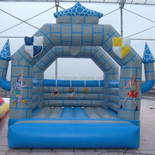 Bottom price professional inflatable castle good