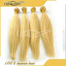 Best price, Fashionable Hair Bands 613# Blonde Hair Weft, Unprocessed Virgin Hair Bundles