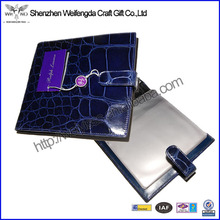 Factory Promotion Genuine Leather CD Wallet On Hot Sale